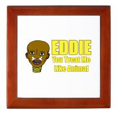 Eddie Murphy Raw - Bush Bitch Keepsake Box