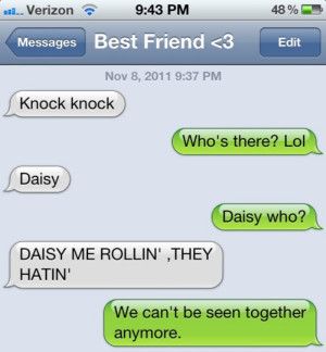 25 Funny Texts Only Best Friends Could Get Away With Sending