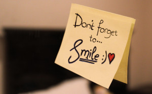 Dont forget to smile Wallpapers Pictures Photos Images