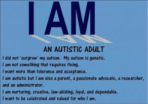 Autistic Adult