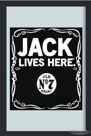 Jack Daniels Spiegel No.7 Jack...