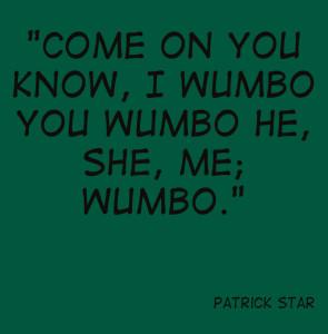 patrick star quotes