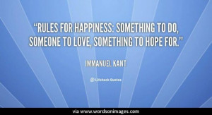 Quotes by kant