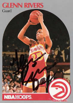 Doc Rivers Autograph Image