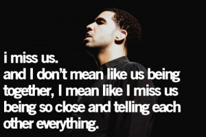 drake on social media sites probably tumblr that has some deep quote ...