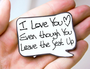 seat love mgt lov215 $ 1 50 valentine quote magnet quote i love you 3 ...