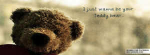 Cute Images Of Teddy Bears With Quotes Teddy bear facebook covers
