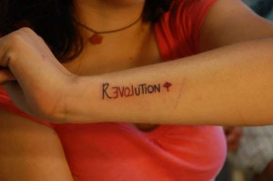 ... Beatles tattoos.. I wanted something slightly original. Any other