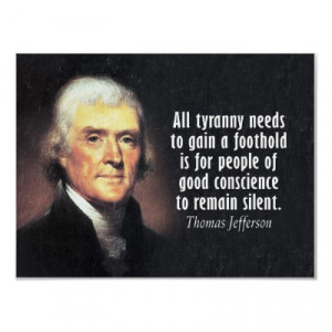 jefferson_quote_on_freedom_of_speech_poster ...
