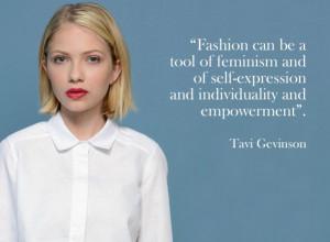 Tavi Gevinson quote