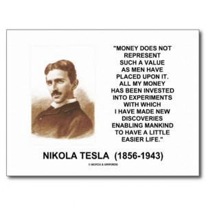 Nikola Tesla Quotes On Life
