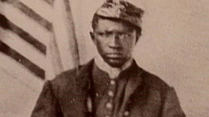 ... African American Soldiers to fight for the Union during the Civil War