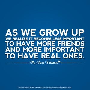 Friendship Distance Quotes