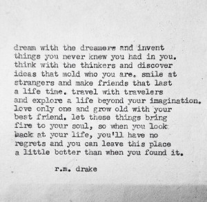 ... quotes, smile, soul, strangers, think, travel, travelers, world, rm