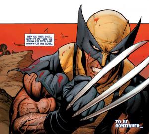 Wolverine Comics Quote-1