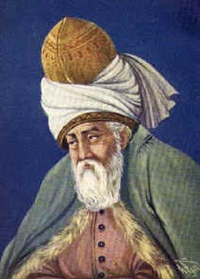 Quotes of Jalal–ud–Din Rumi (1207-1273), the Persian Sufi Sufi ...