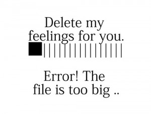 Delete My Feelings For You: Quote About Delete My Feelings For You ...