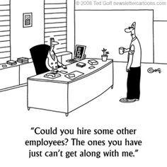 Work Quotes | Teamwork Cartoons