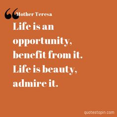admire it famous quotes mother teresa quotes quote life postive quotes ...