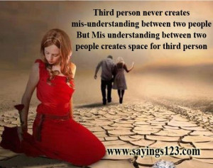 never creates misunderstanding Broken, Commitment Adultery, Quotes ...