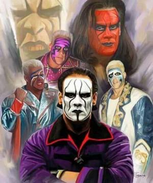 Sting, Wcw Wrestling Ecw, Sting Wrestling Wcw, Wcw Sting, Sting ...