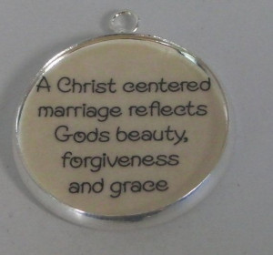 Christ centered Marriage reflects God's by JackiesJewellery, $12.00
