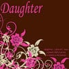 ... design daughter and son collection cardstock stickers darling daughter