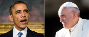 President Obama Quotes Pope Francis In Speech About Income Inequality
