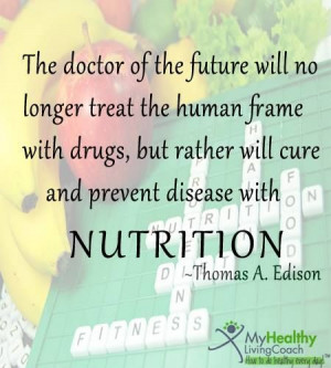 famous quote by Thomas A Edison