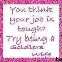 sayings or quotes army wife photo: Soldier's Wife hardjob.jpg