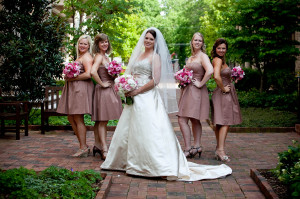 Bridal Gowns and Bridesmaids Dresses
