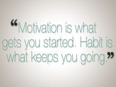 and habit # fitness more weightloss health motivation quotes ...