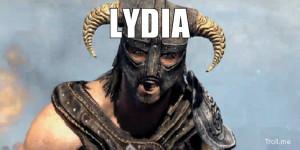 Skyrim Lydia Quotes. QuotesGram