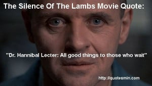 The Silence Of The Lambs Movie Quote: