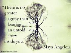 Maya Angelou More