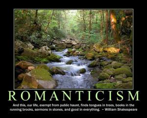 Romanticism Project