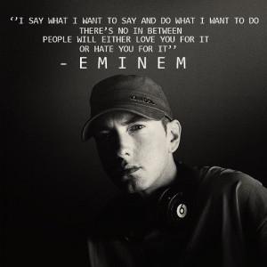 Eminem Wallpaper Quotes