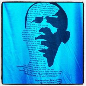 Barack Obama - Speech on Race