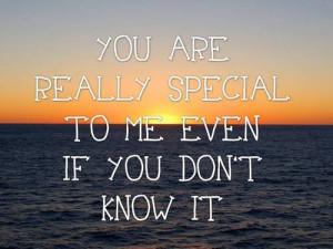 Your Special To Me Quotes Special to me, lesson,