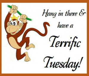 Terrific #Tuesday