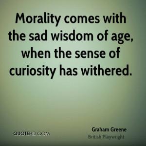 Graham Greene Wisdom Quotes
