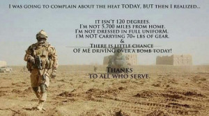 God Bless Our Troops!