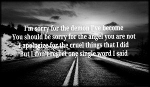 ... Quotes, Quotes Scripture Sayings, Band Quotes, Five Finger Death Punch