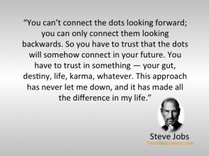 Steve Jobs Quotes Connecting The Dots 10 quotes that inspire