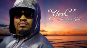 Inspirational Marshawn Lynch Posters - Yeah