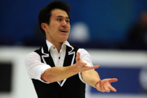 Related Pictures patrick chan patrick chan of canada celebrates on the ...