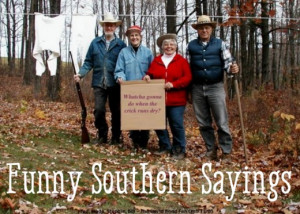 Funny Southern Sayings, Expressions, and Slang