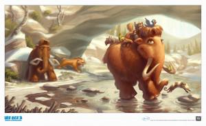 ellie ice age