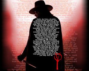 For Vendetta Love Quotes
