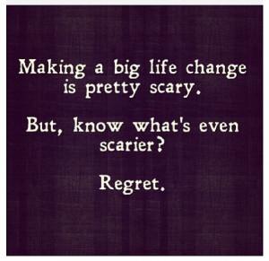 No regrets #regretfree #teampronrg
